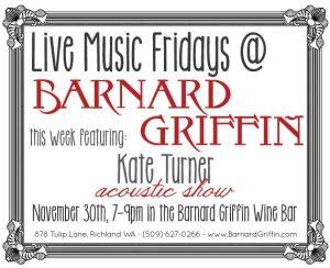 BG CC Photo Wine Bar Live Music anncment 2012-11-30