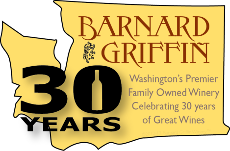 BG 30th State Shaped Logo w-Outline