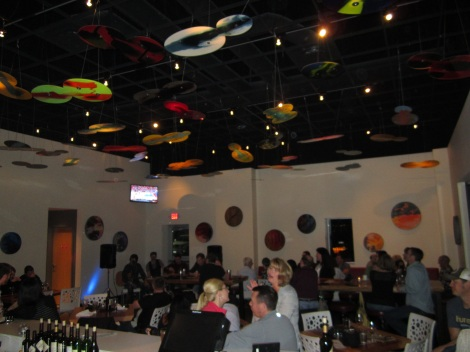 BG CC Photo Wine Bar with Music Playing