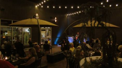 Barnard Griffin Wine Bar and Eatery - Music