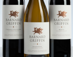 Barnard Griffin Winery launches New Griffin Label Wine