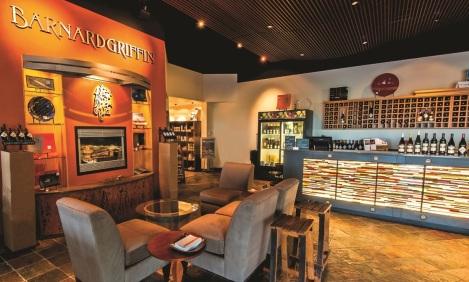 Barnard Griffin Tasting Room