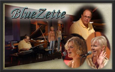 Barnard Griffin Wine Bar and Eatery Proudly Presents BlueZette