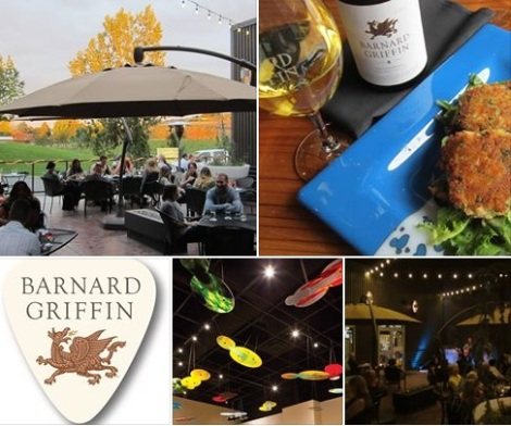 Barnard Griffin Wine Bar and Eatery presents Live Music on Weekends.  No Cover.